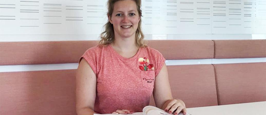 Marit Wiersma onderzoek boezemfibrilleren en goudhamsters