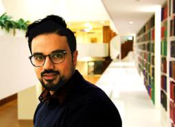 Drs. Rohit Kharbanda krijgt dekkersbeurs