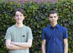 Roy Korthout en Liron Brundel winnen KNAW onderzoeksprijs 2020 voor onderzoek naar AI voor het opsporen van boezemfibrilleren