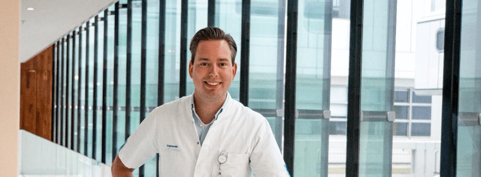 Mathijs van Schie over verbinden wereld arts en technoloog om boezemfibrilleren op te lossen